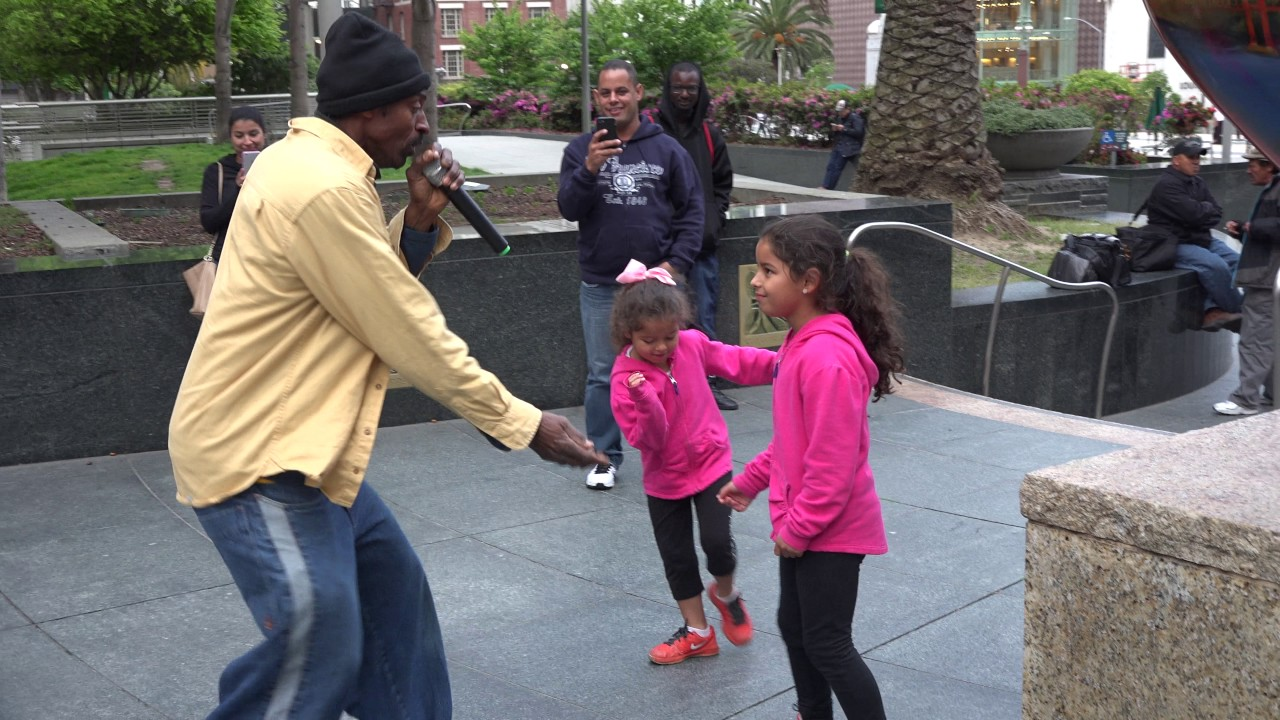 THE SOUL OF SAN FRANCISCO Presents Backyard Party Kings With Kids Part 6
