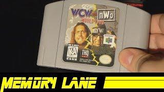 WCW vs. nWo: World Tour for Nintendo 64 (Memory Lane)