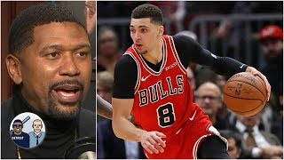 Complaining to Players Association 'not a good look' for Bulls players - Jalen Rose | Jalen & Jacoby