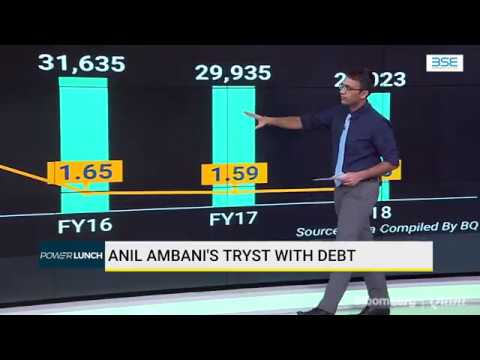 Anil Ambani's Tryst With Debt