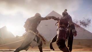 Download Video ASSASSIN'S CREED ORIGINS Launch Trailer 4K (2017) PS4/Xbox One/PC MP3 3GP MP4
