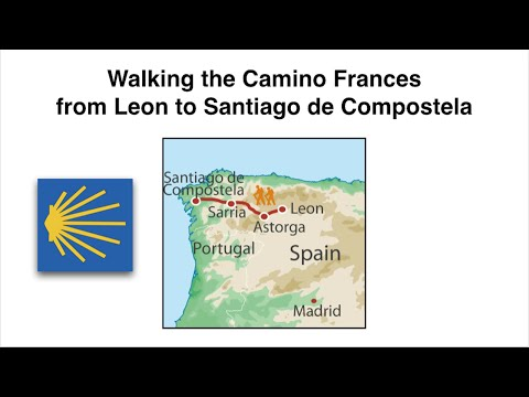 Walking the Camino: Leon to Santiago de Compostela: A photographic meditation.