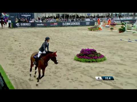 Warm-Up Competition - Longines FEI World Cup™ Jumping China League