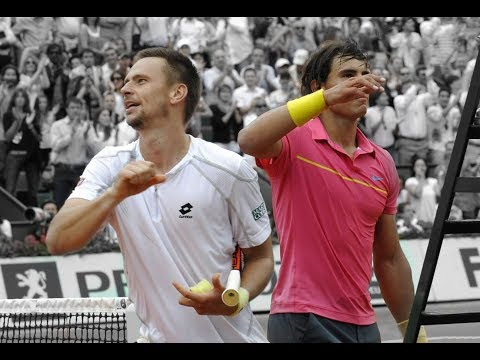 Robin Soderling ● Not Only The Biggest Upset in Tennis ᴴᴰ