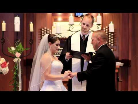 Kaitlyn and Josh - Full Wedding Ceremony - Furman University