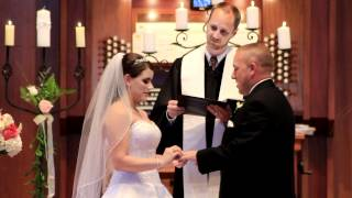Kaitlyn and Josh - Full Wedding Ceremony - Furman University