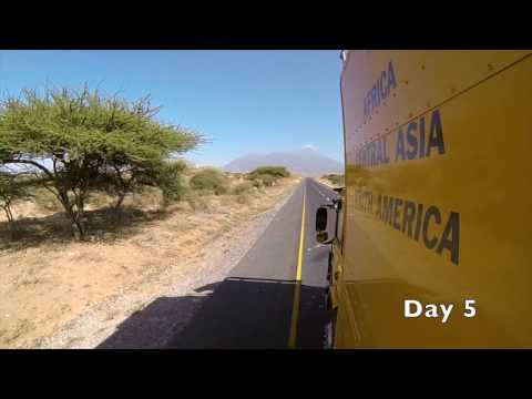 Overlanding Africa Coast-to-Coast, Nairobi-to-Cape Town on O
