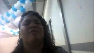Aimee Gaia chante en Fran�aise centre sur Toi