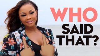 You Won't Believe What Phaedra Parks May Be Lying About Now #RUMORS 😮