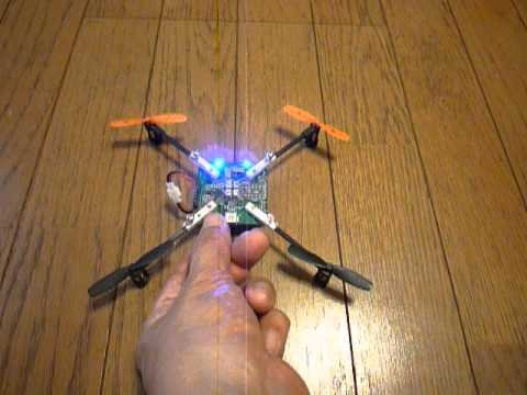 Make DIY Electronics Gadget Its A Quad Helicopter Named T Drone Programmable Yourself