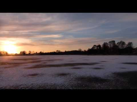Winter in Haderslev, Denmark - Erasmus 2015