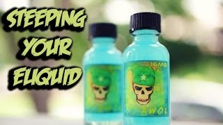 vaping e cigs steeping your ejuice