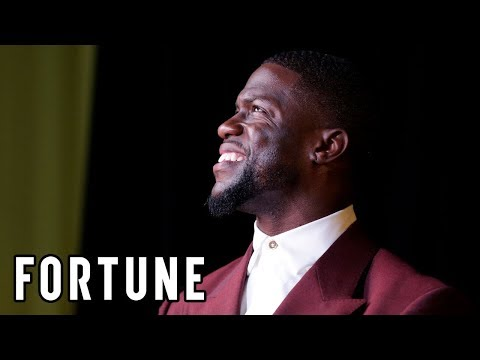 Kevin Hart is Building a Business Empire I Fortune