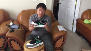 atmos x Nike Air Max 1s legit check and review 2017 elephant print