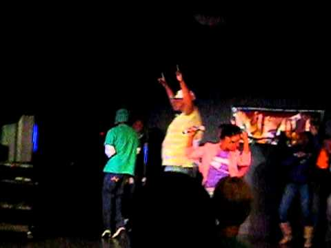 University of Wisconsin Karaoke Night Hosted By SEAL 2010 3