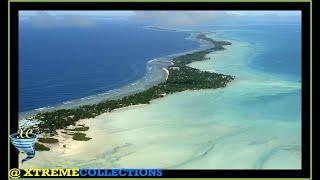 Ambo Island in Tarawa Atoll, Kiribati