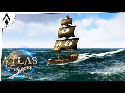 The Wind Wolves : ATLAS : Ep02 : IronGeeks Server
