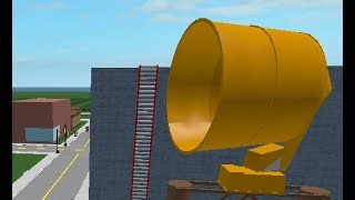 ROBLOX Tornado Siren #14: ACA P-50 (Reverse Wired) At Harris County, Alert - Attack