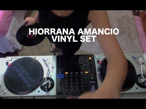 Hiorrana Amancio - Vinyl Set
