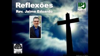 Oração sem palavras - Romanos 8.26 - Rev. Jaime Eduardo