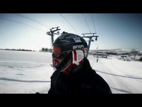 ХВАЛЫНСК 2018   Фрирайд, Вельвет, Карвинг, Снегоходы, съемки с коптера   Отчет за год