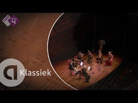 Shostakovich: Two pieces for string octet, Op. 11 - Harriet Krijgh & Friends - Live concert HD
