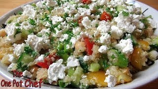 Easy Quinoa Salad - Recipe