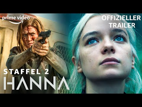 Hanna | Staffel 2 | Offizieller Trailer | Prime Video DE