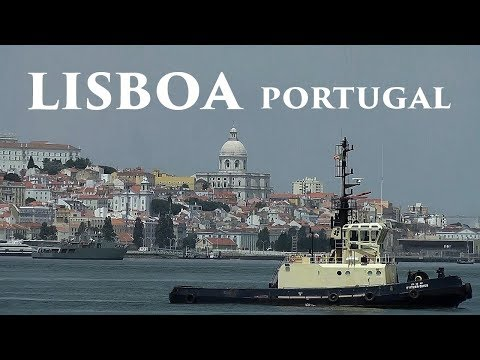 Lisbon (Lisboa) - capital city of Portugal