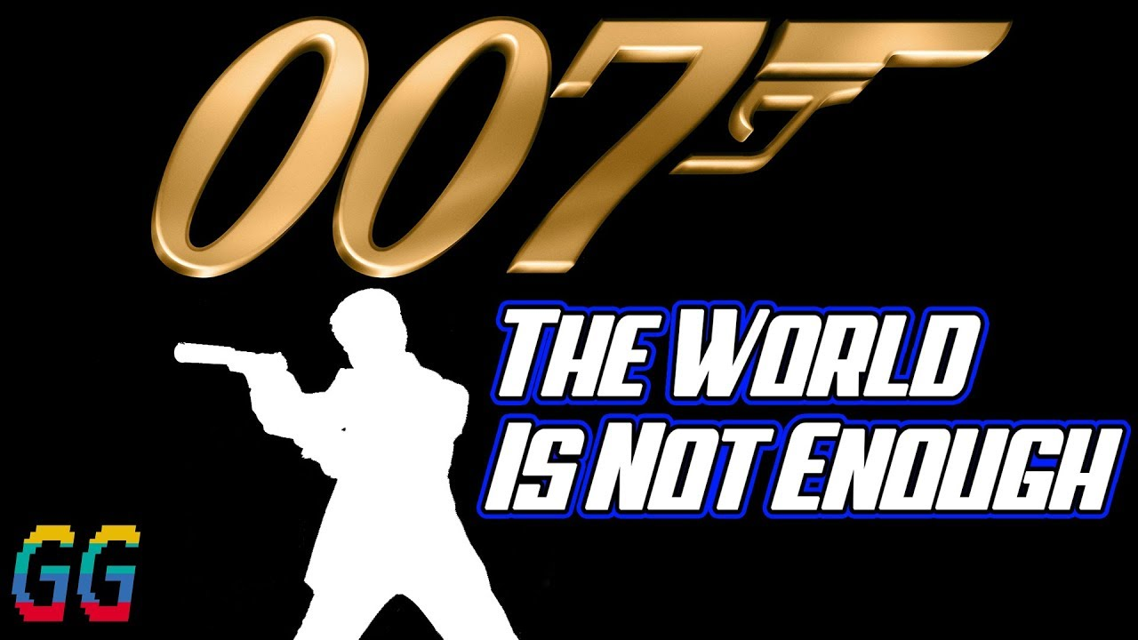 Ps1 Bond The World Is Not Enough 2000 Playthrough Youtube