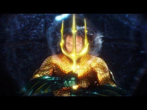Rise Atlantis | Aquaman [4k, IMAX]