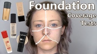 liquid foundation comparison which foundation has the best coverage naio makeup