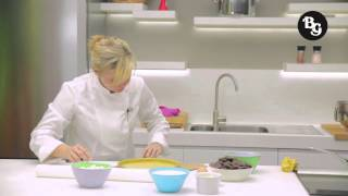 Christelle Brua - Tarte au chocolat
