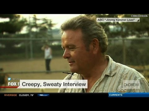 The creepiest interview you'll ever see