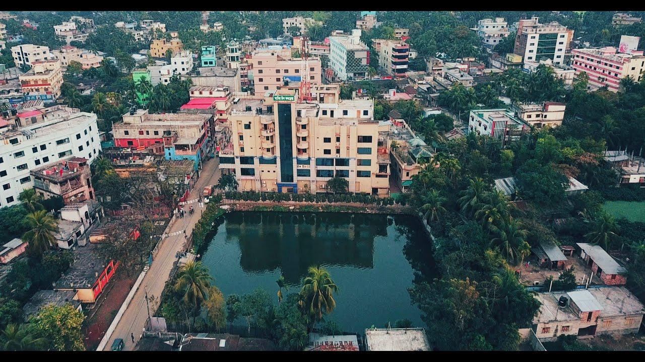 Download Habiganj Town Drone View 4K   Beautiful Bangladesh 2020