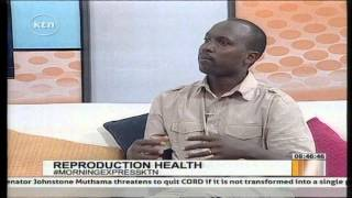 Reproductive Health with Dr Edward Sang discussing issues on Infertility