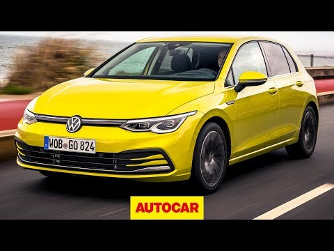 2020 Volkswagen Golf Mk8 review   Is the Mk8 the new class leader?   Autocar