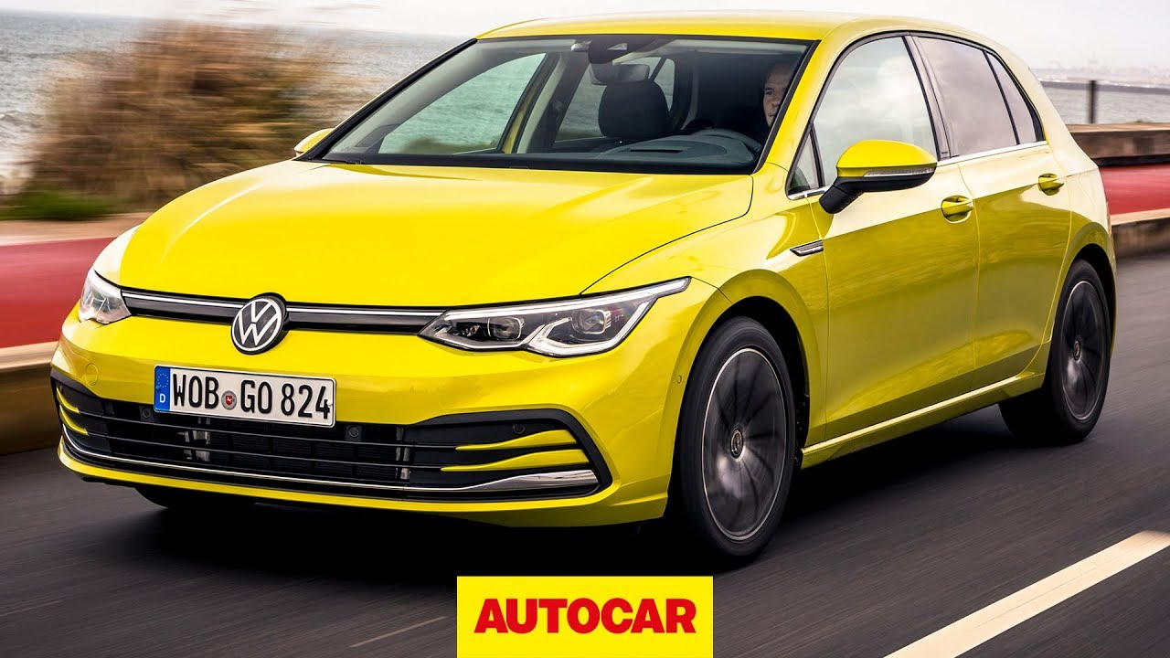 2020 Volkswagen Golf Mk8 review | Is the Mk8 the new class leader? | Autocar