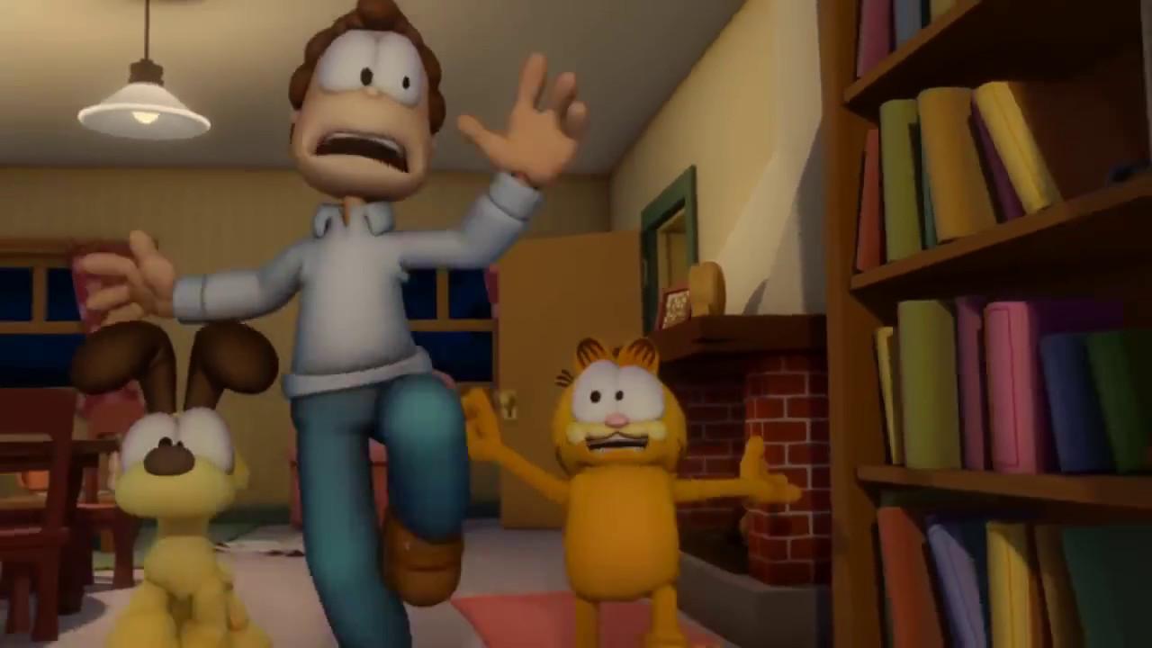 Garfield Cie Saison 1 Episode 11 Catzilla Youtube