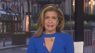 Hoda Kotb BREAKS DOWN in Tears Live on the Today Show