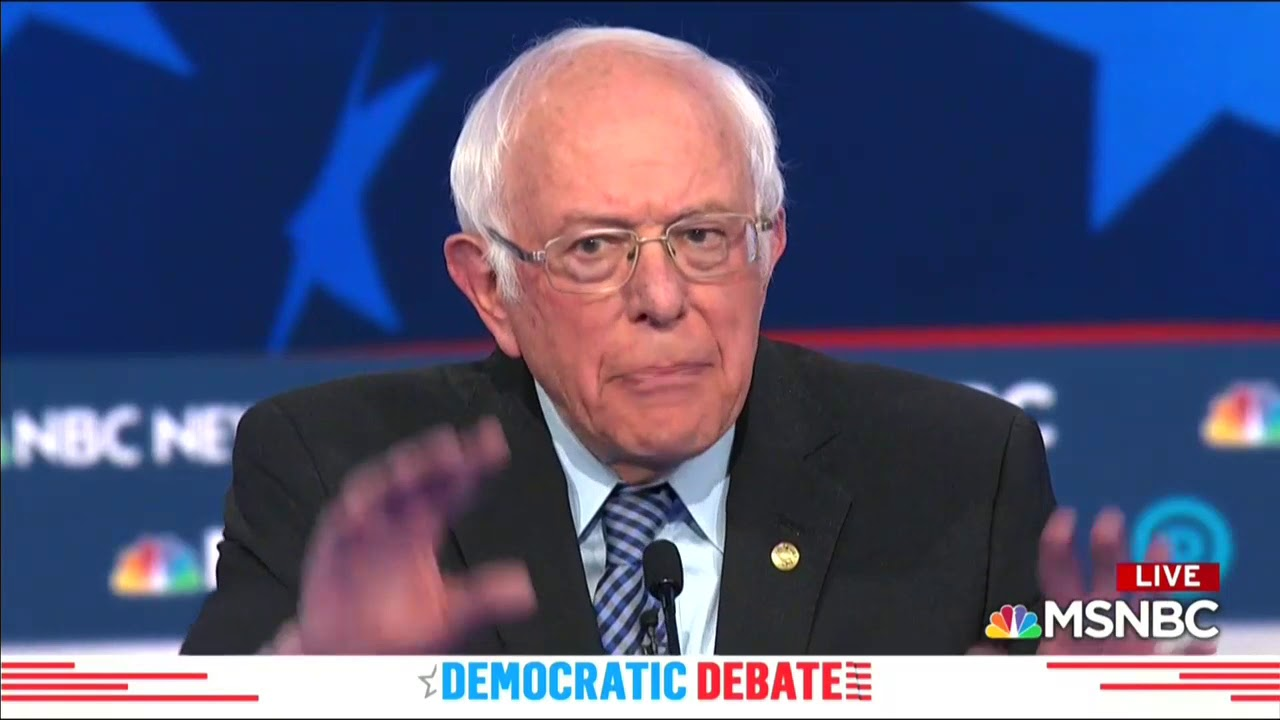 Bernie Sanders Says Tough Luck To PA Workers Who Would Lose Jobs In His Green New Deal
