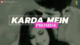 Gambar cover karda mein promise milan aaunga ✌ 🙏 ❤