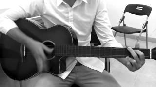 Người không đáng guitar (cover)