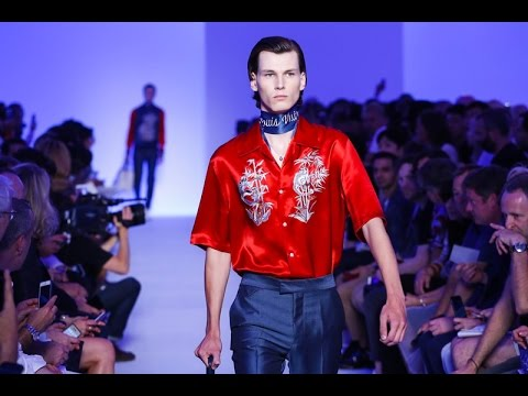 Louis Vuitton | Spring Summer 2016 Full Fashion Show | Menswear