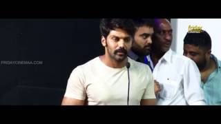 Arya 's bold speech at Producers Council PressMeet  MustWatch
