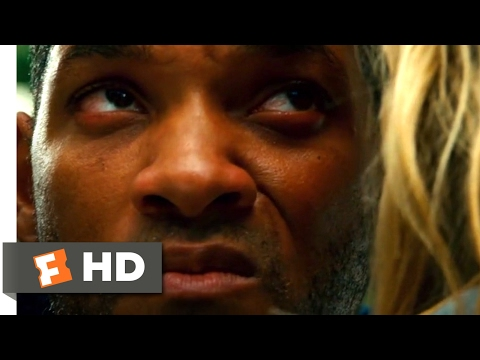 Hancock (2008) - Call Me A**hole One More Time Scene (4/10)   Movieclips