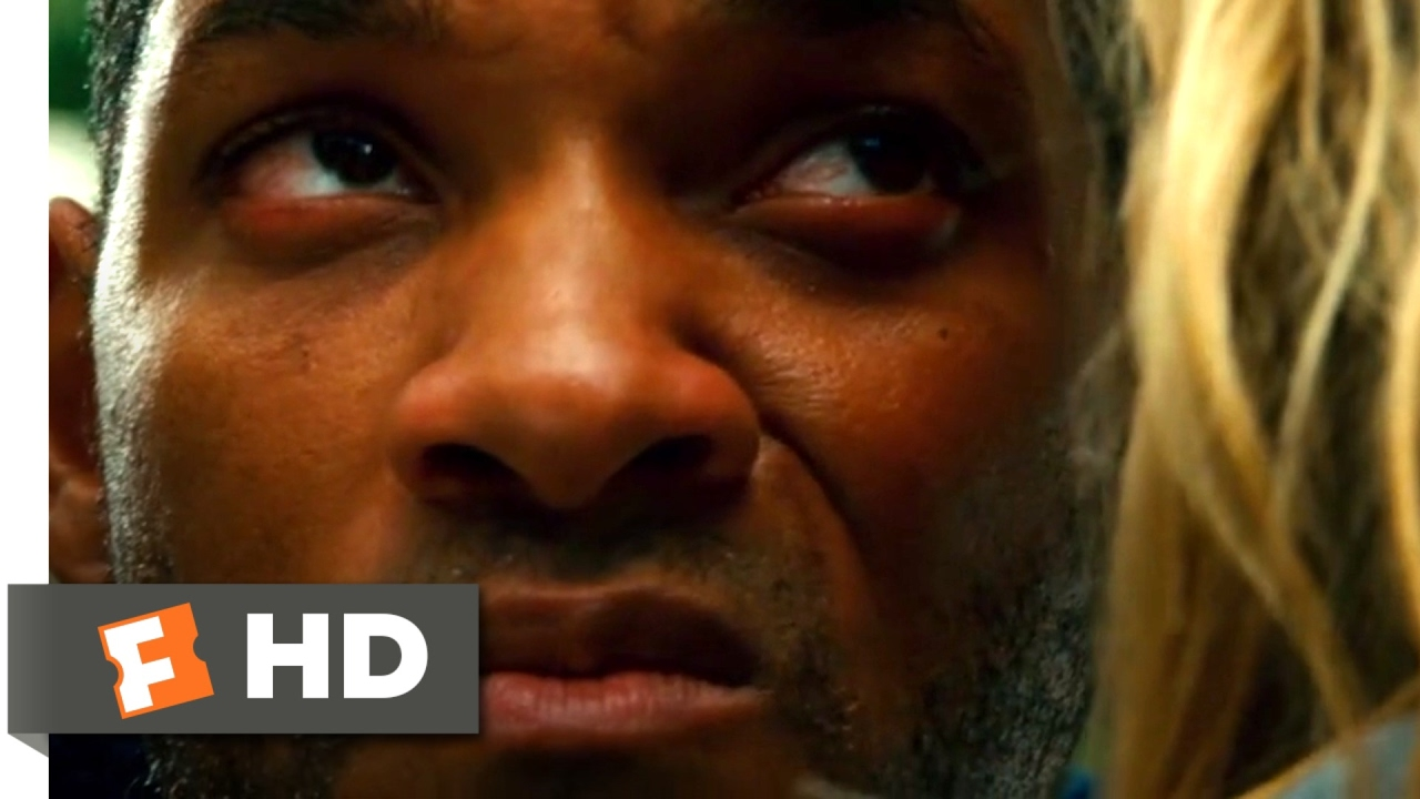 Hancock (2008)   Call Me A**hole One More Time Scene (4/10) | Movieclips