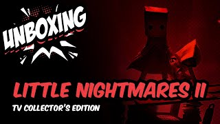 Little Nightmares II TV Collector's Edition - PC verze (Unboxing)