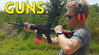 GUNS! - U.S. Holiday Highlights