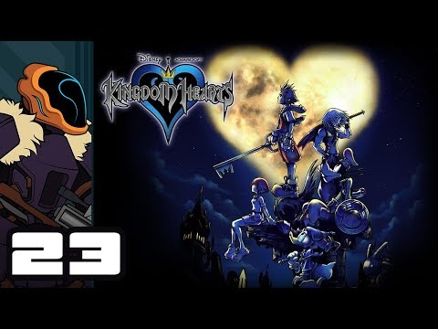 Let's Play Kingdom Hearts - PS4 Gameplay Part 23 - Burn The Witch!
